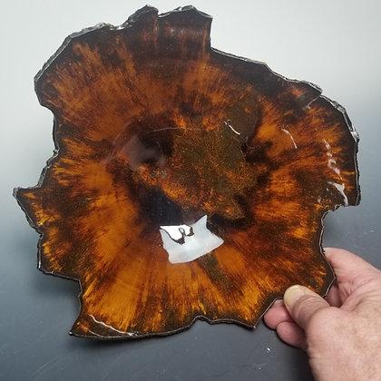 Geode Art Bowl