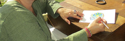 Enluminure et caligraphie - Pater Patriae