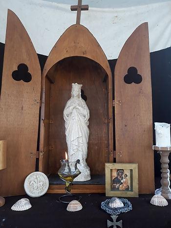 Chapelle Marie Pater Patriae