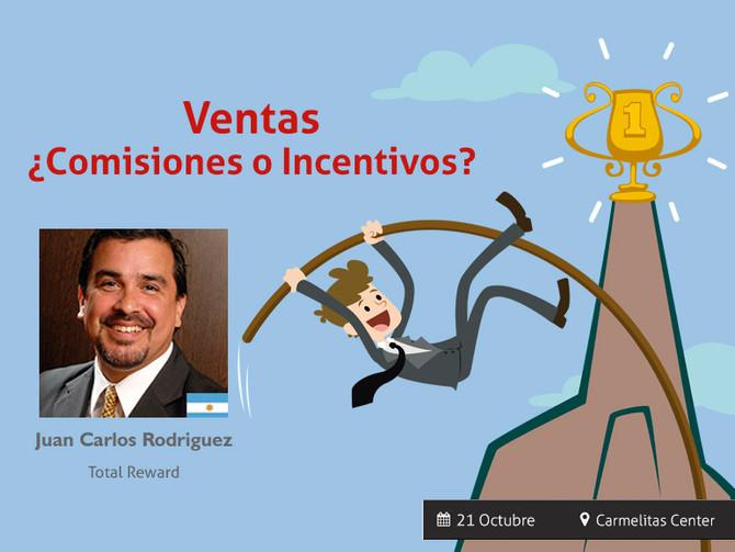 Ventas ¿Comisiones o Incentivos?