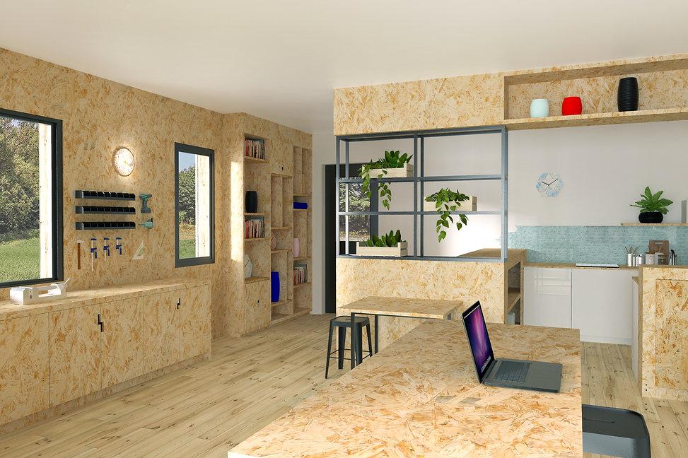 Nolwenn Suils Porte, architecte d'intérieur, Quimper 06