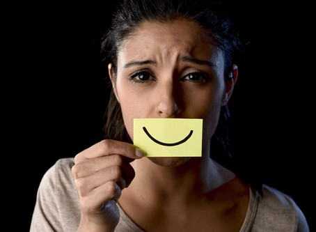 """Stay Positive? Ways that """"Negative"""" Emotions are Healthy"""