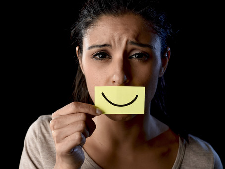 "Stay Positive? Ways that ""Negative"" Emotions are Healthy"