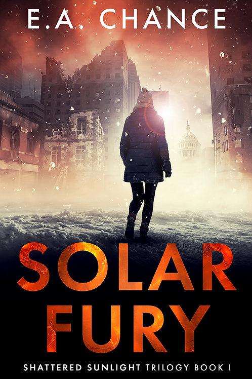 Solar Fury - Paperback