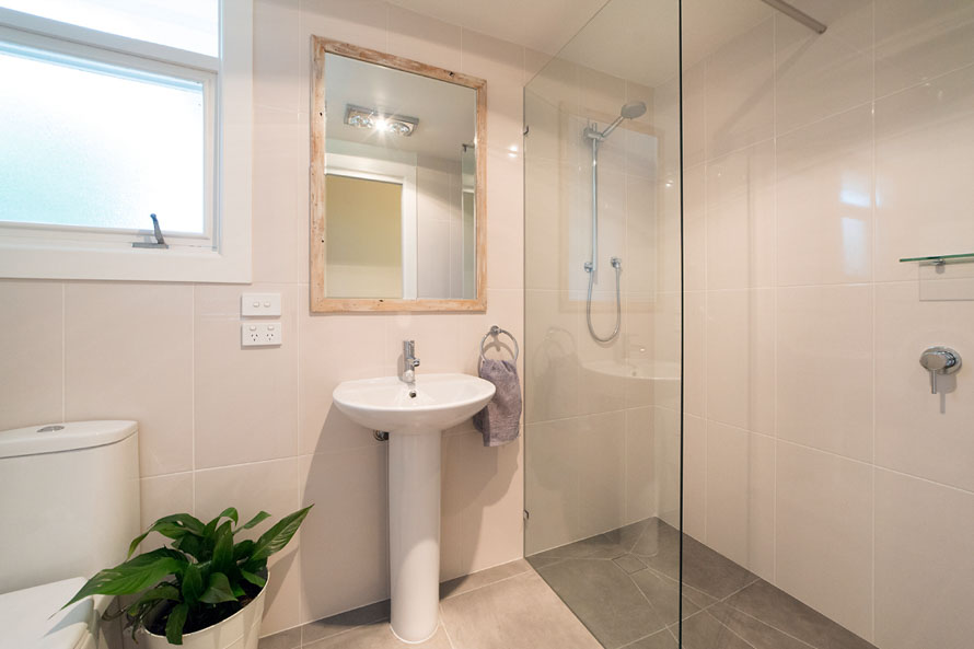 Stawell bathroom renovation