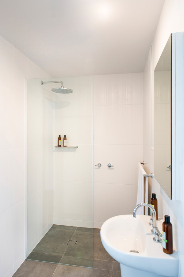 Bathroom renovation in Halls Gap