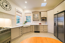 Kitchen renovation in Stawell