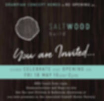 Saltwood Build opening Invite for Friday 18th May 2018