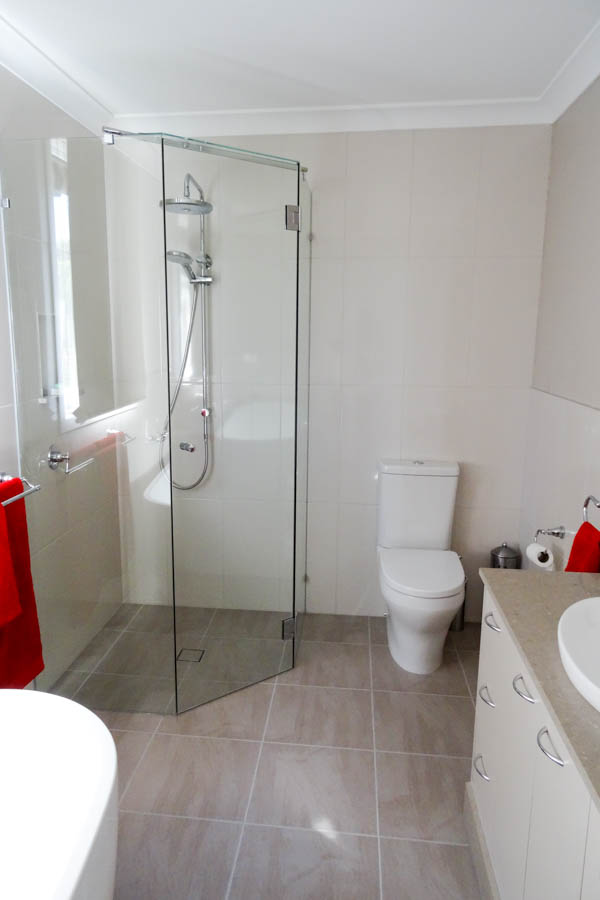Bathroom renovation Stawell
