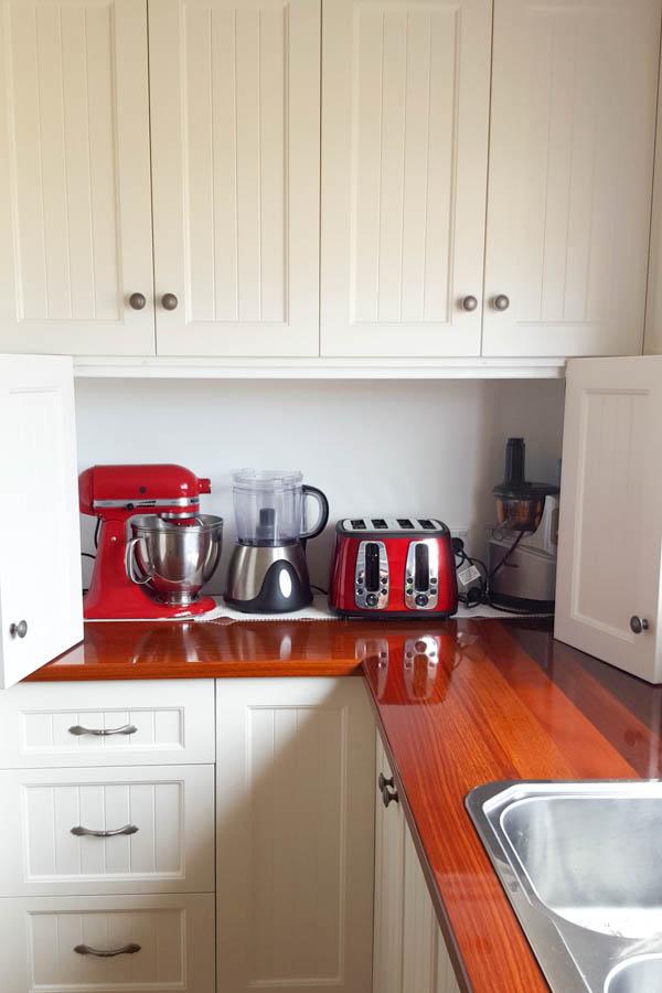 New Kitchen, Halls Gap