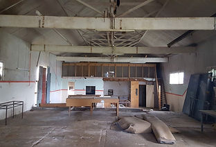 Former Stawell Butter Factory owned by Ken Clark