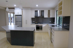 New kitchen, Stawell