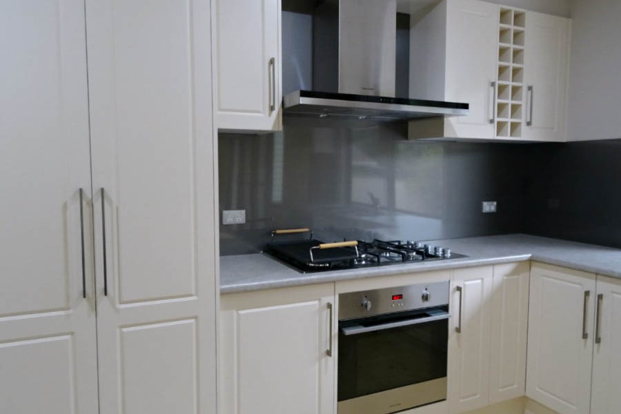 New kitchen, Stawell