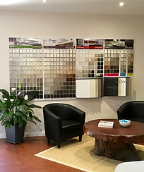 Joinery Office and Kitchen Colour Samples in Stawell