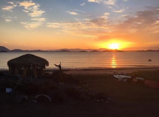 sunset hut.JPG