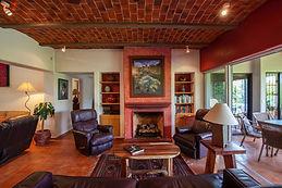 Casa Amor living room