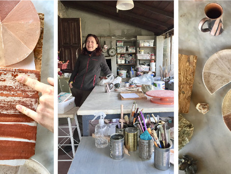 The Winding Journey into Ceramics with Feride Ceyda Erdemli