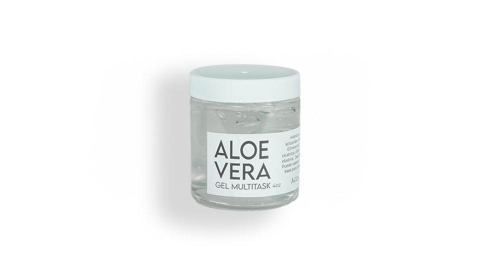 Aloe Vera Gel - Multitask by Agua de Estrellas