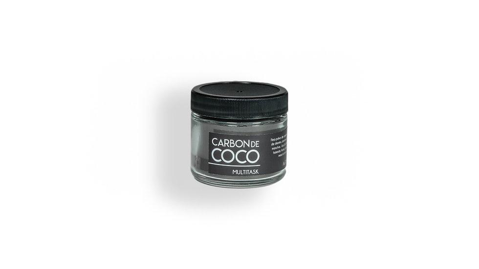 Carbón activado de coco - varios usos by Agua de Estrellas