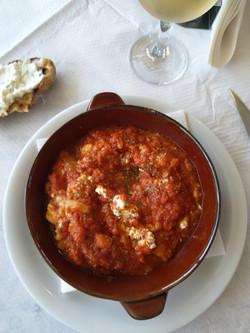 Restaurant in Zante