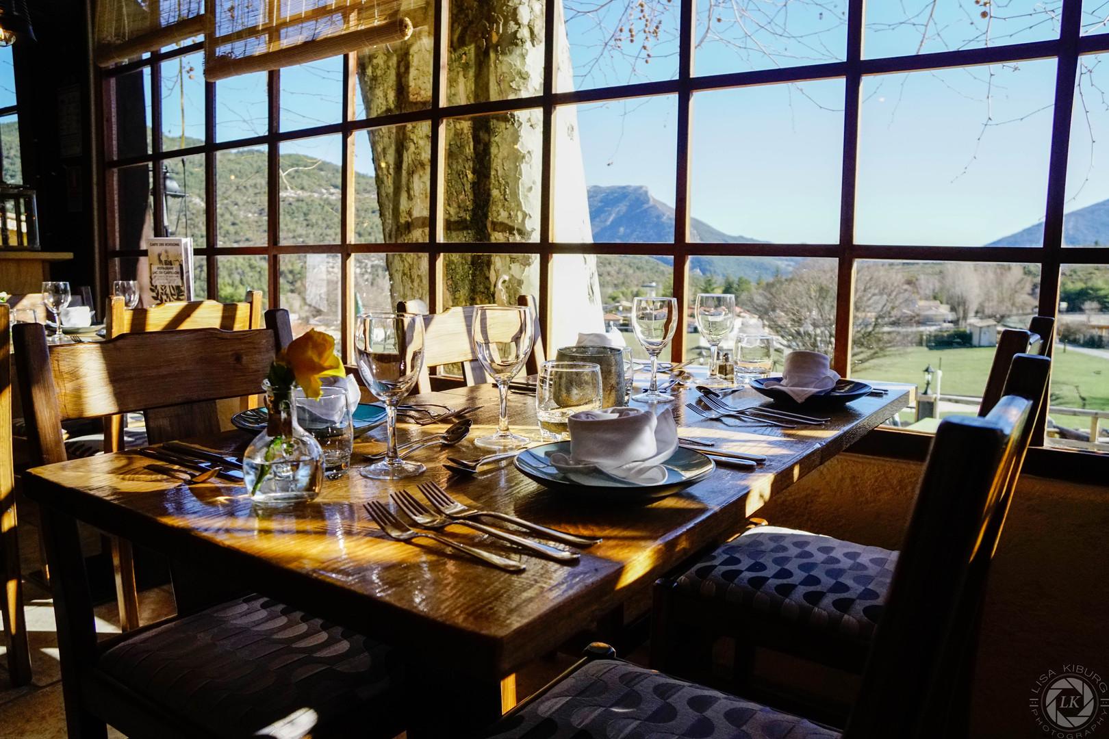 Restaurant Lac de Castillion