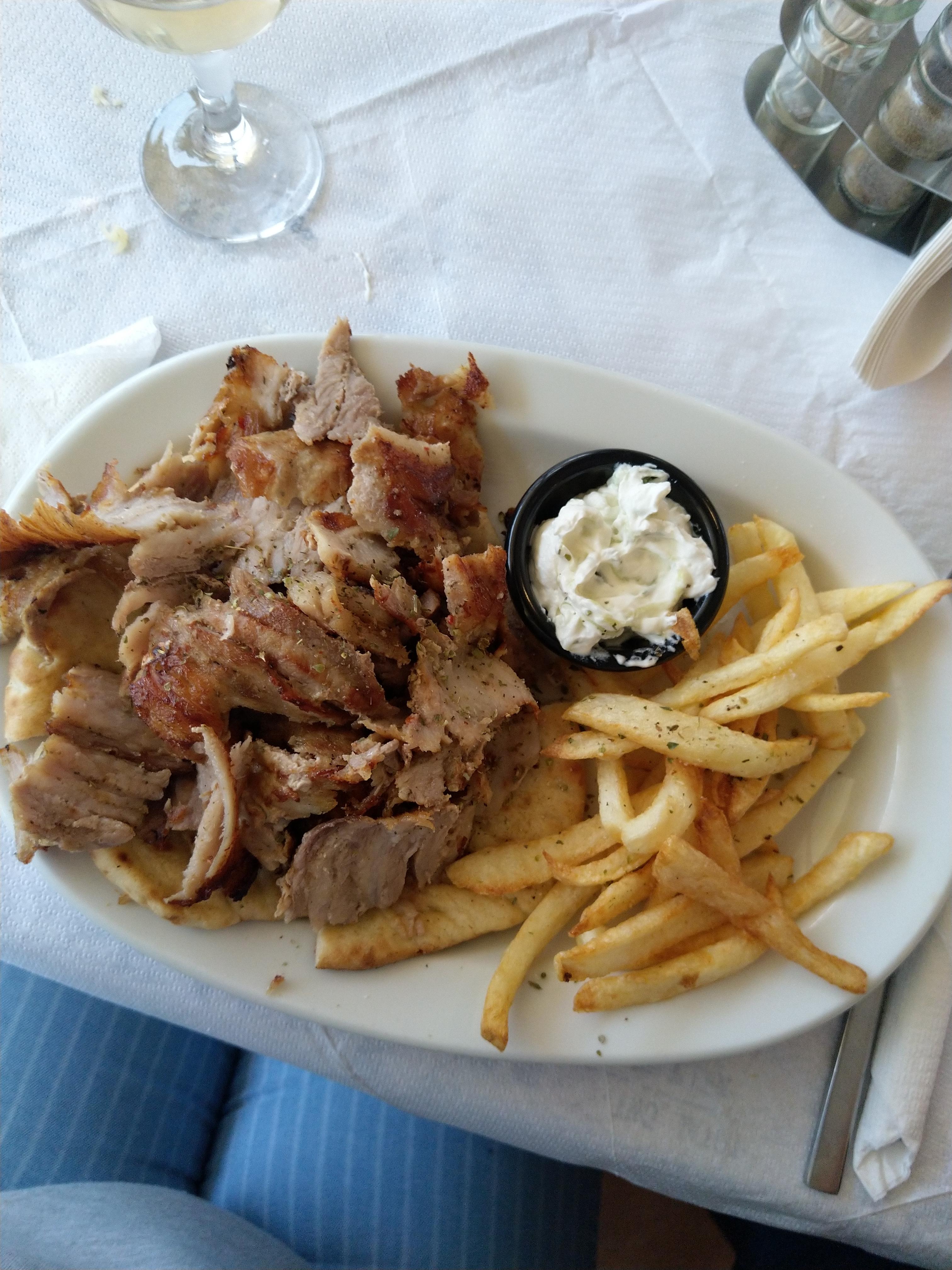 Restaurant in Tsvili