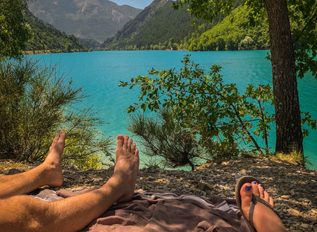 A week of activities in the Gorges du Verdon