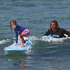 surf lesson kona hawaii learn to surf kona beginner surf class kona