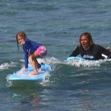 surf lesson kona hawaii learn to surf kona beginner surf class kona