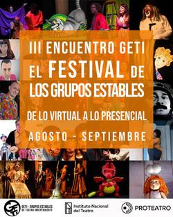 III Festival Geti