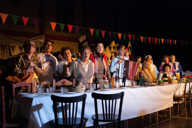 HERIDO BARRIO de Matemurga Grupo de Teatro Comunitario de Villa Crespo