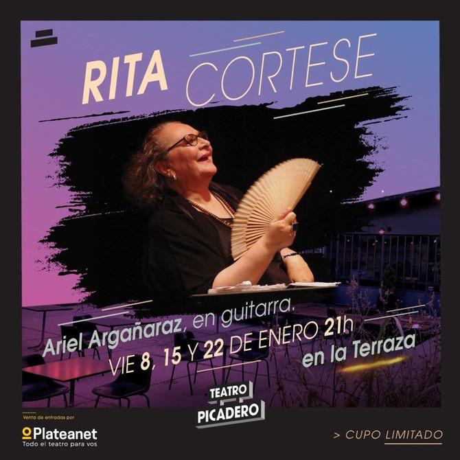 Rita Cortese - Show musical
