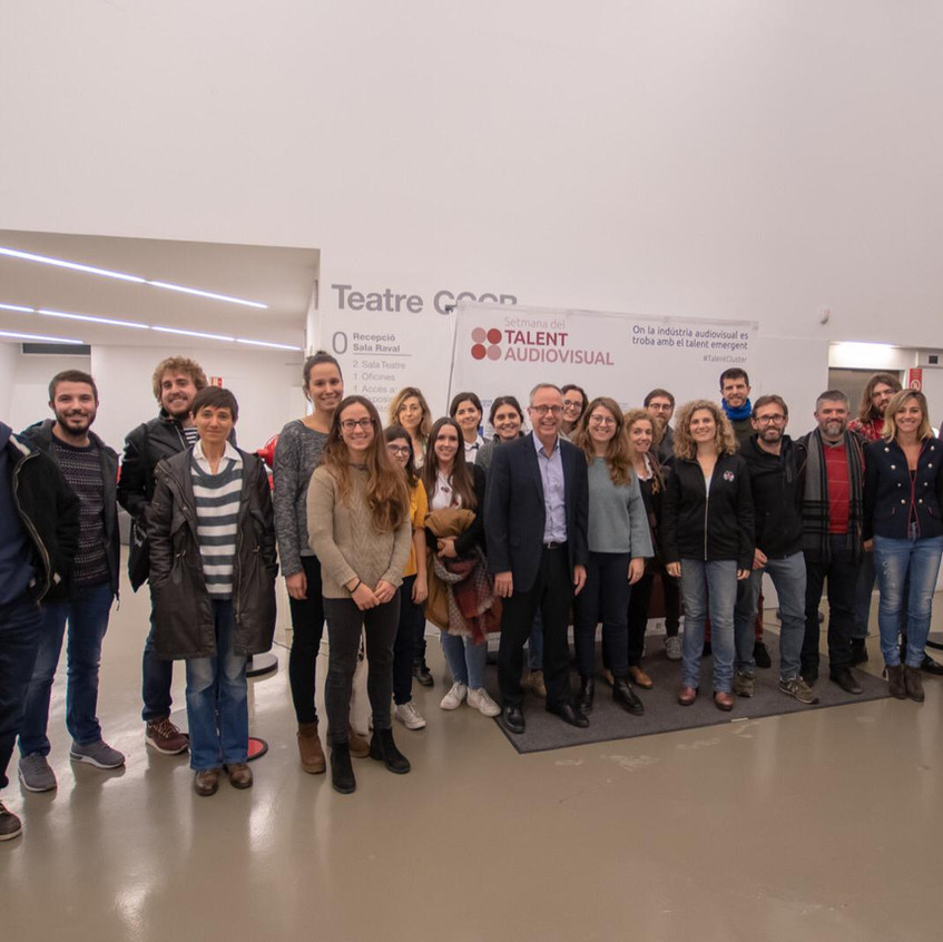 Foto Grup Meet the Experts