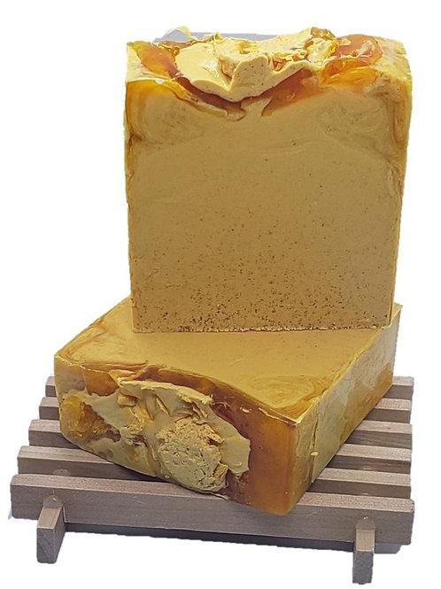 Turmeric & Honey Soap