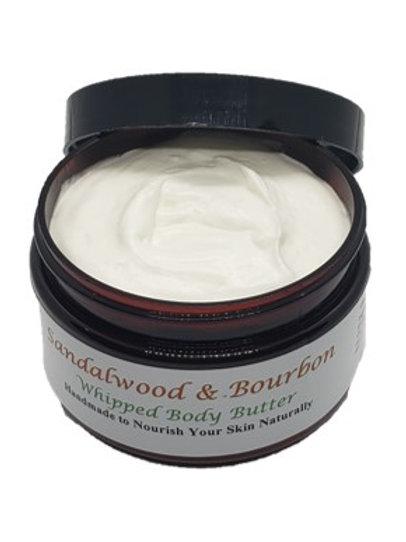Sandalwood & Bourbon Body Butter