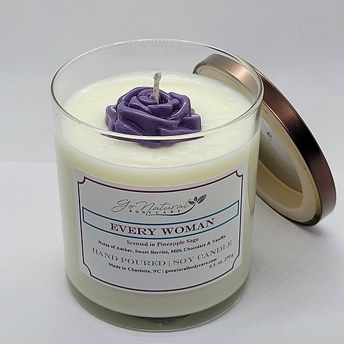 Every Woman Soy Candle - Special Edition