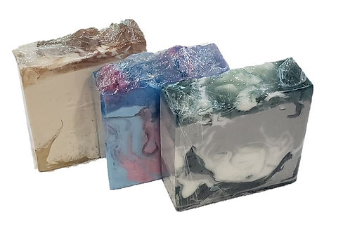 Mix & Match Soap 3 for $15