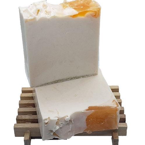 Orange Hemp Soap