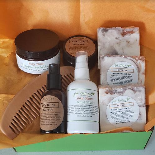 The Ultimate Beard Box