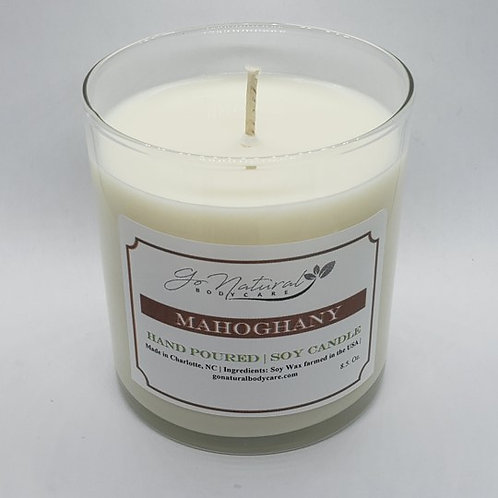 Mahogany Soy Candle
