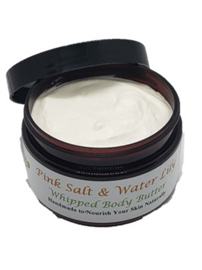 Pink Salt & Water Lily Body Butter
