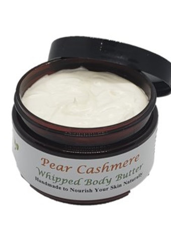 Pear Cashmere Body Butter