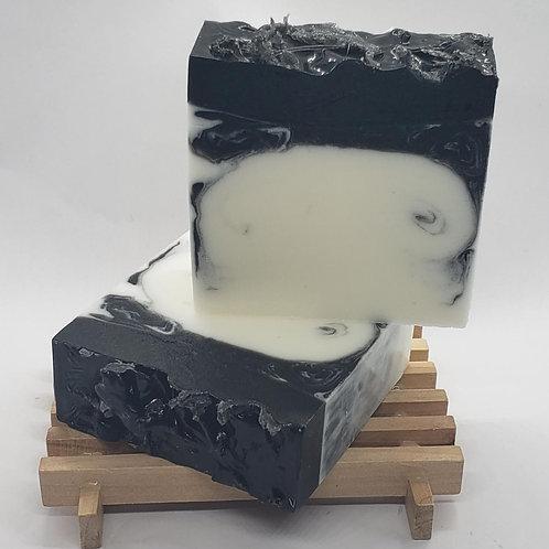 Tuxedo Soap