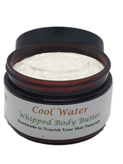 Cool Water Body Butter