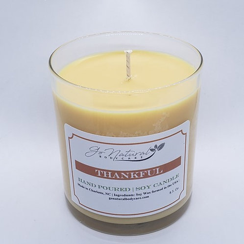 Thankful Soy Candle