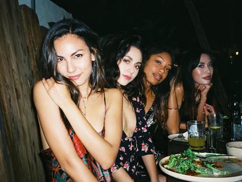 A Night Out In Tulum