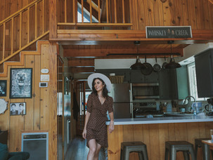 The Most Instagramable Cabin In Idyllwild CA - Whiskey Creek Cabin