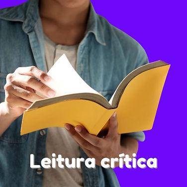 leitura crítica