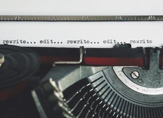 Você precisa reescrever o seu texto?