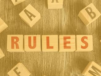 todas as regras da escrita